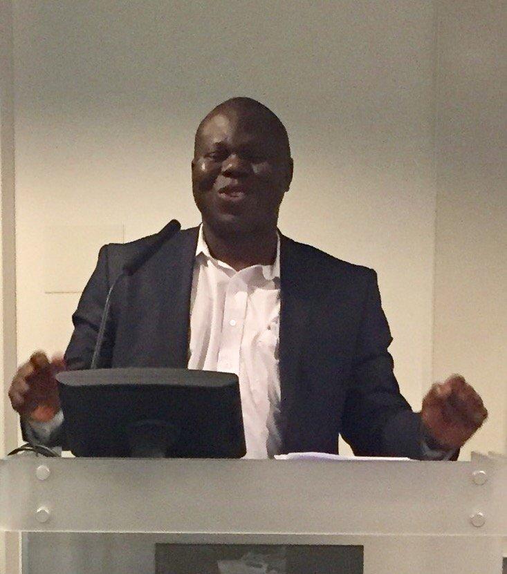 Thokozani Mbendera fra Malawi, der arbeidet for HIV-forebygging og kvinnehelse kan rammes av munnkurvregelen.