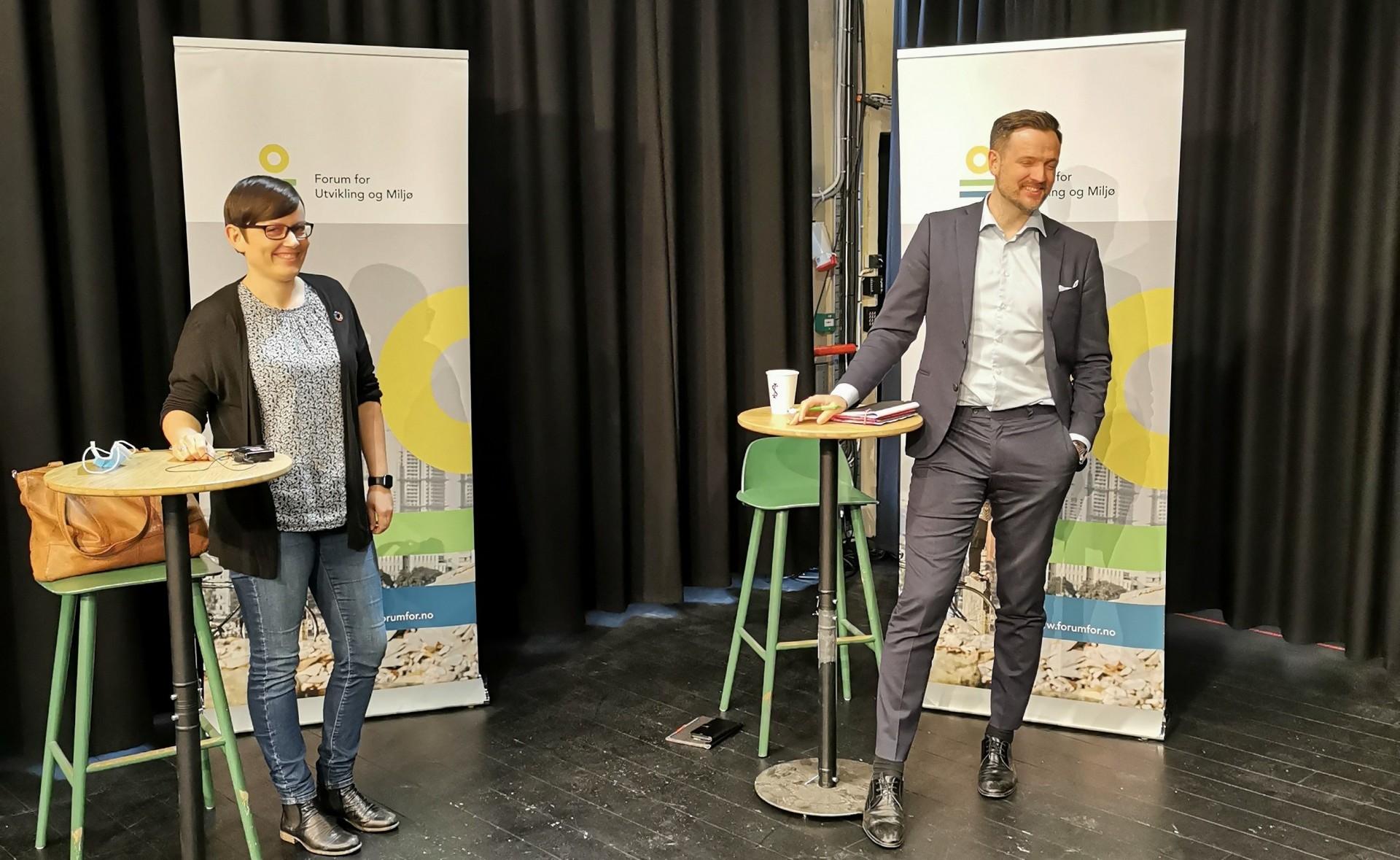 Dag-Inge Ulstein: – Sivilsamfunnet er utrolig viktig
