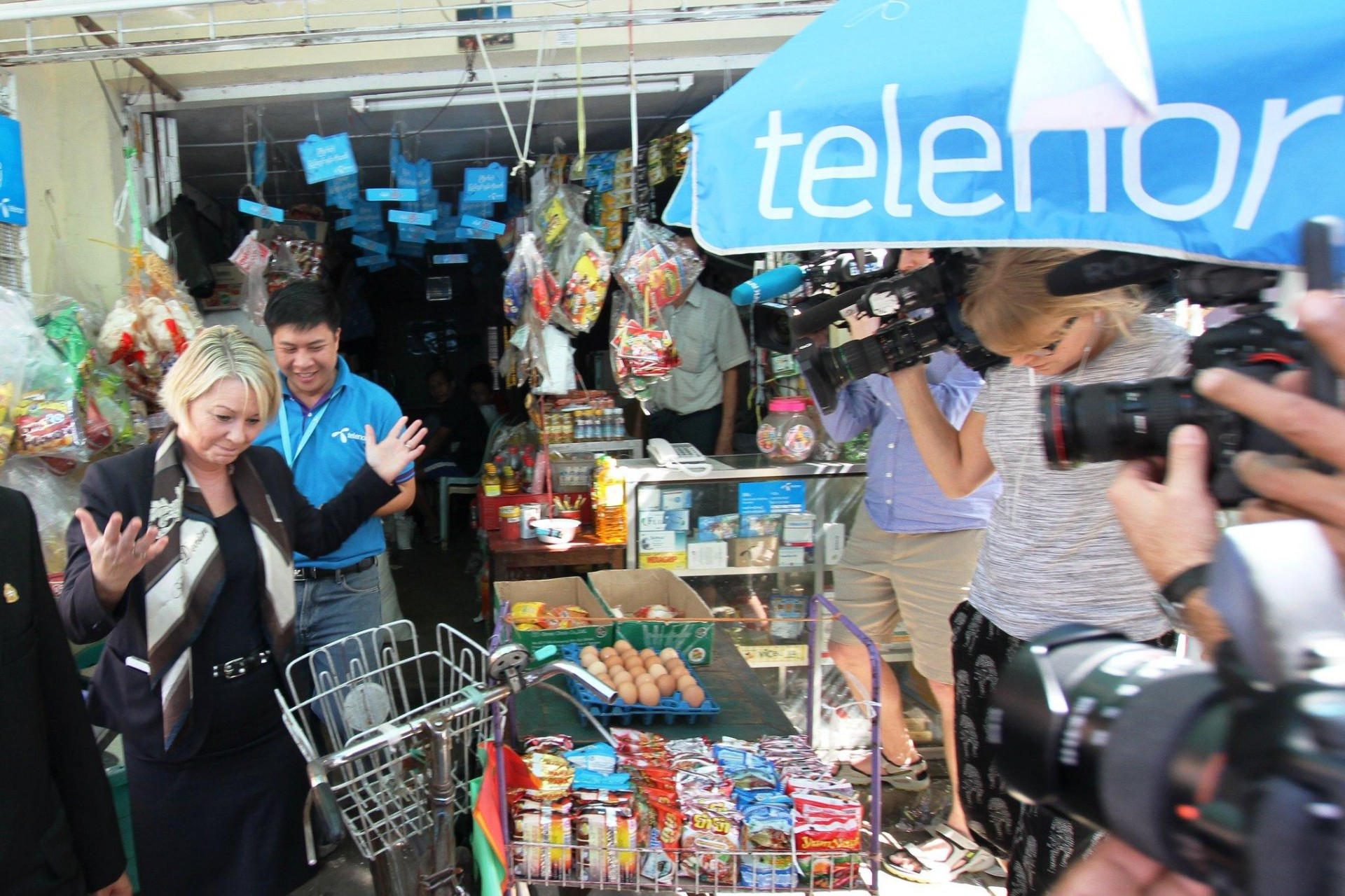 Telenor og Myanmar: Dette er saken