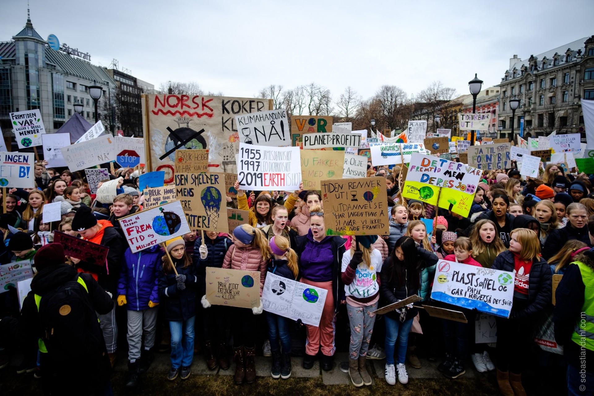 Nytt opprop ber Norge slutte å lete etter olje og gass