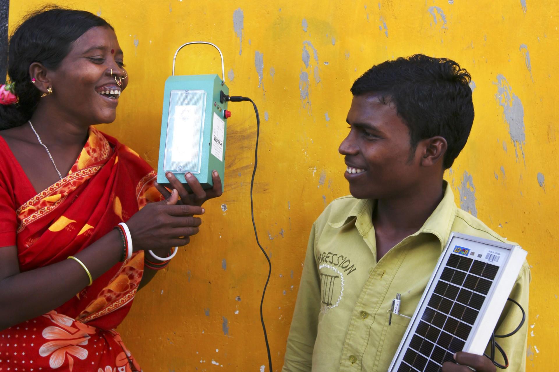 Bærekraftig, ren energi til alle