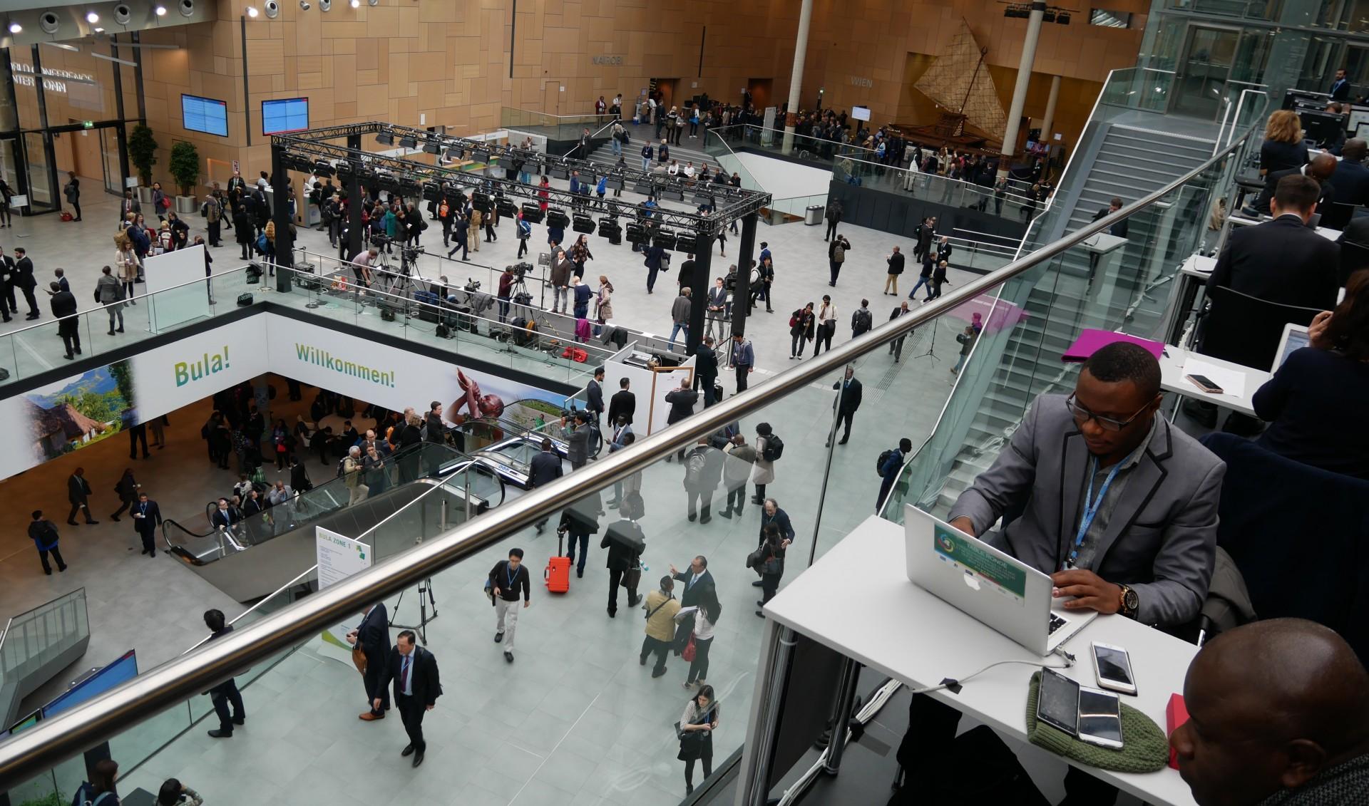 Dypdykk: COP23 - ambisjonskampen som ble omkamp