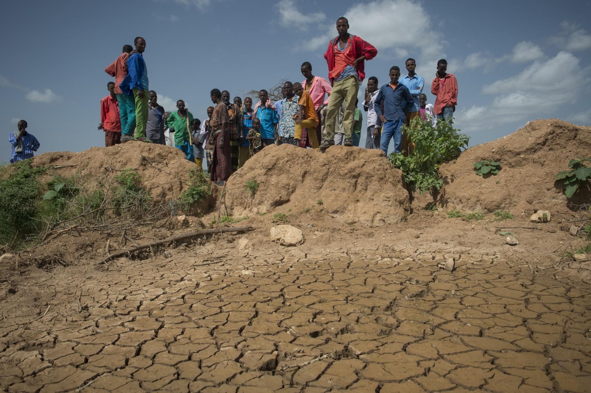 Klimaendringer rammer de fattigste hardest