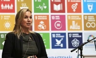 Bærekraftsmålene i nasjonalbudsjettet