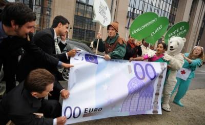 Ett skritt nærmere en europeisk finanstransaksjonsskatt