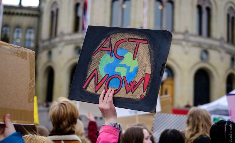 Bli med og skriv klimahistorie 30. august!