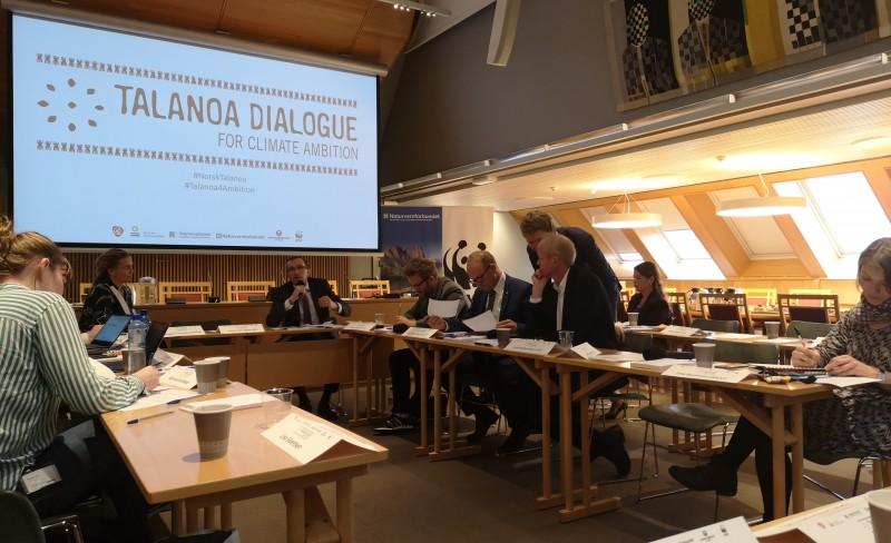 Håper på økte klimaambisjoner etter Stortingsdialog