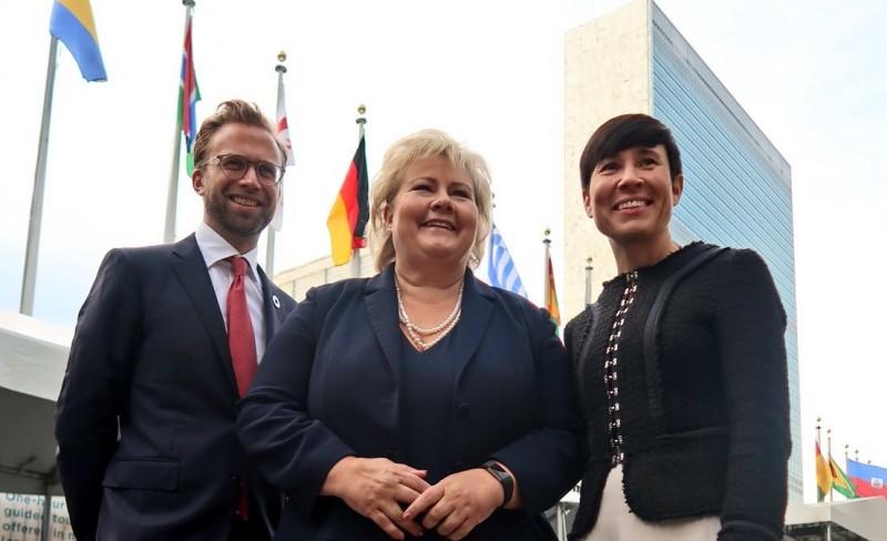 Helse på FNs generalforsamling