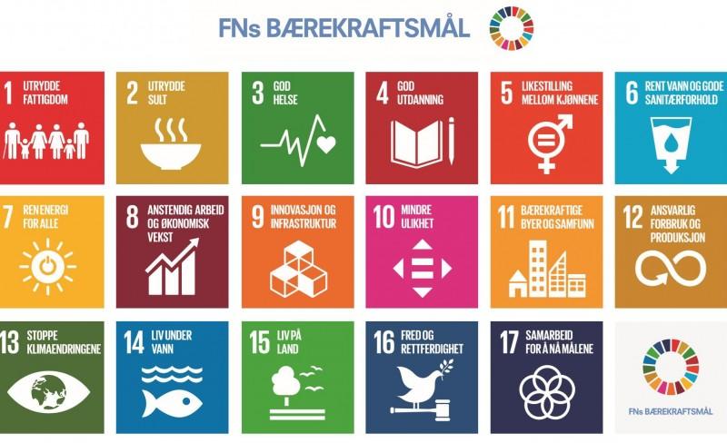 Større åpenhet rundt SDGene