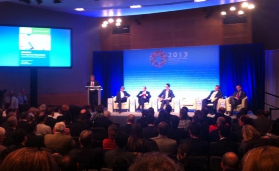 Innspill til IMF og Verdensbankens årsmøter