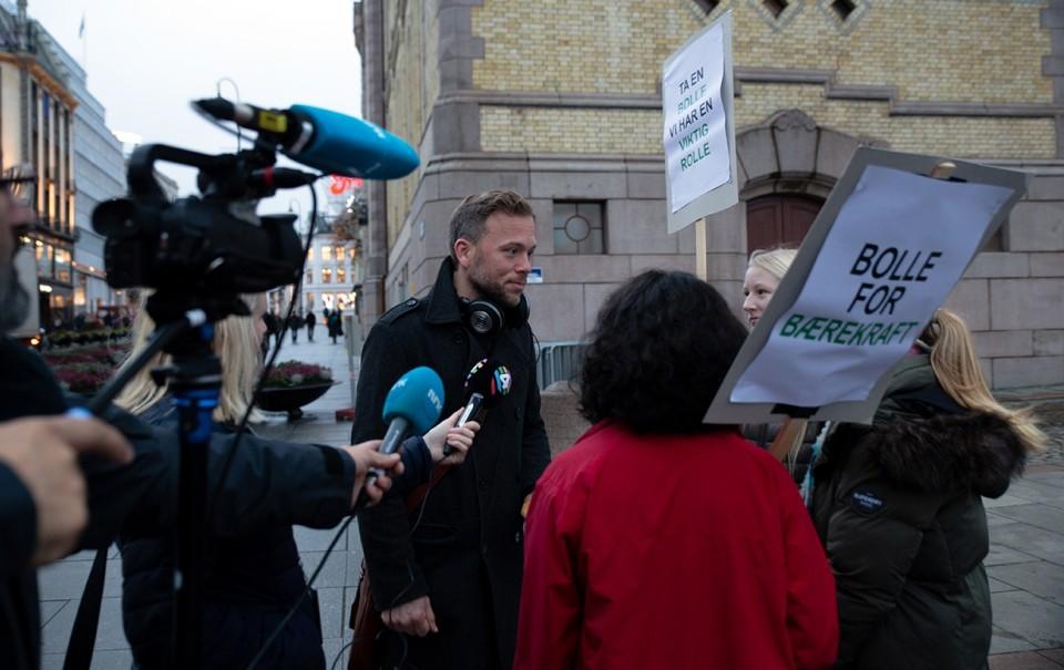 Barn ber norske politikere gjøre mer for bærekraftsmålene
