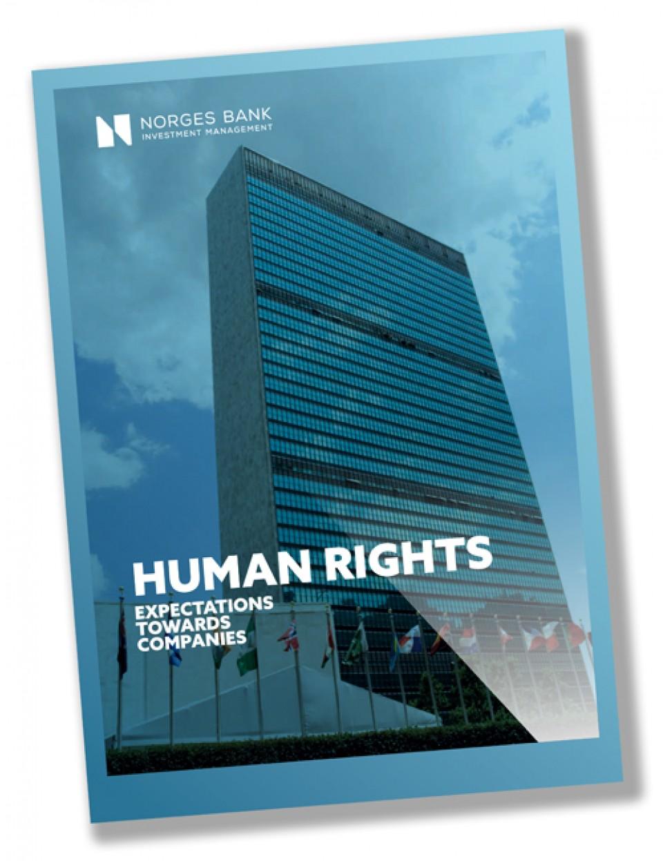 Norwegian Oil Fund Raises Standards on Human Rights