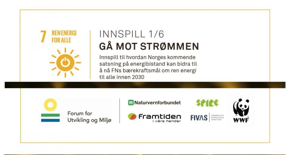 Norsk energibistand når ikke de fattigste