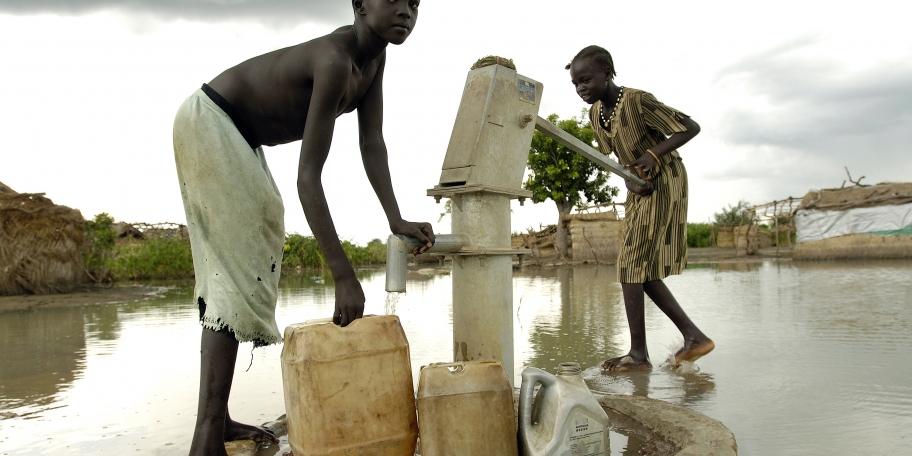 Mangler rent vann