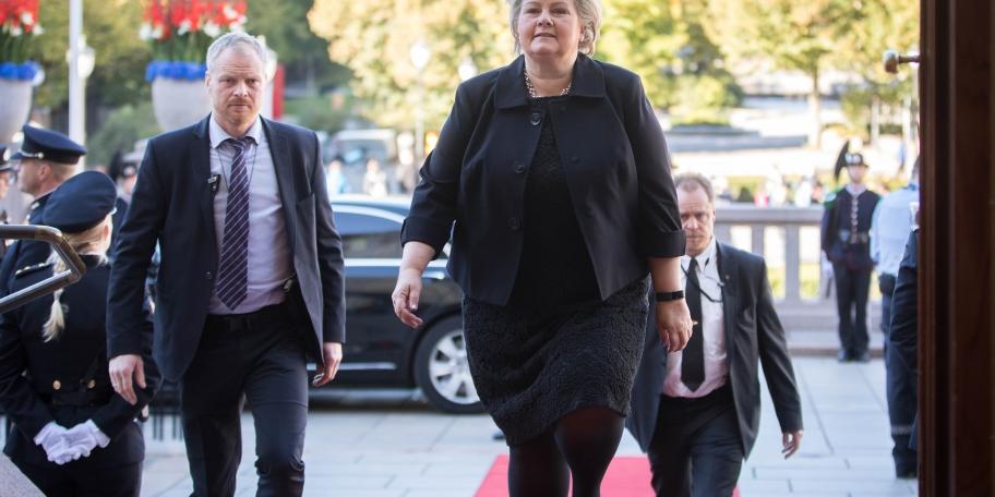Erna Solberg må vise klimalederskap i Paris