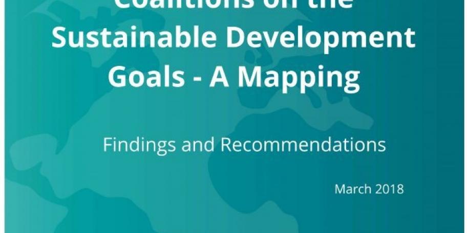 Vil samarbeide mer for bærekraftsmålene