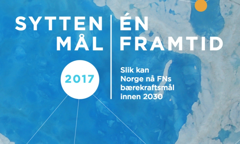 Hvordan Norge kan nå Bærekraftsmålene