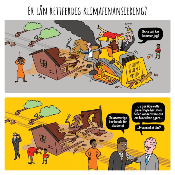 Slug Klimafinansiering