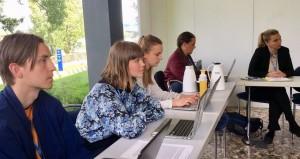 Norske Org På Møte M No Del Bonn 2018