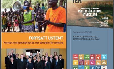 Er norsk politikk samstemt? Last ned rapport